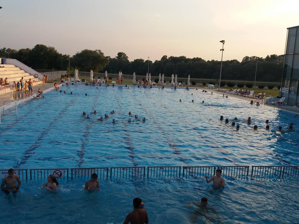 Jučer je odigrano 1. kolo vaterpolske lige Slavonskog Broda turnir KLEPETAN 2019.