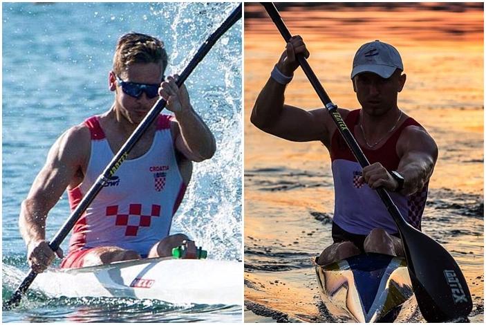 Prvog dana natjecanja Antun Novaković i Marko Lipovac izborili plasmane u polufinale svjetskog prvenstva