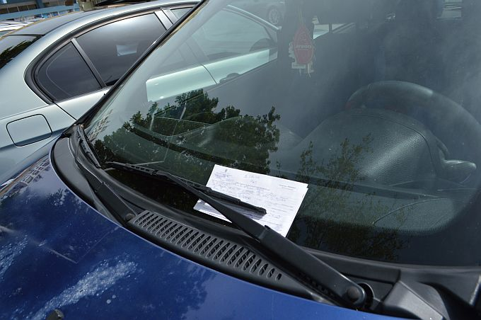 """Kako izbjeći plaćanje parkinga, nije po zakonu, ali je po sistemu """"snađi se"""""""