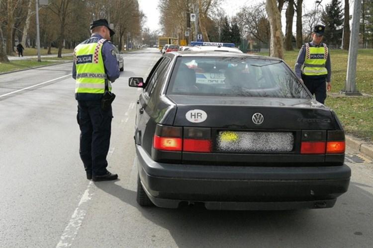 Svaki tjedan ima svog rekordera, posljednjeg je policija zaustavila u Vranovcima, registrirano 286 prometnih prekršaja