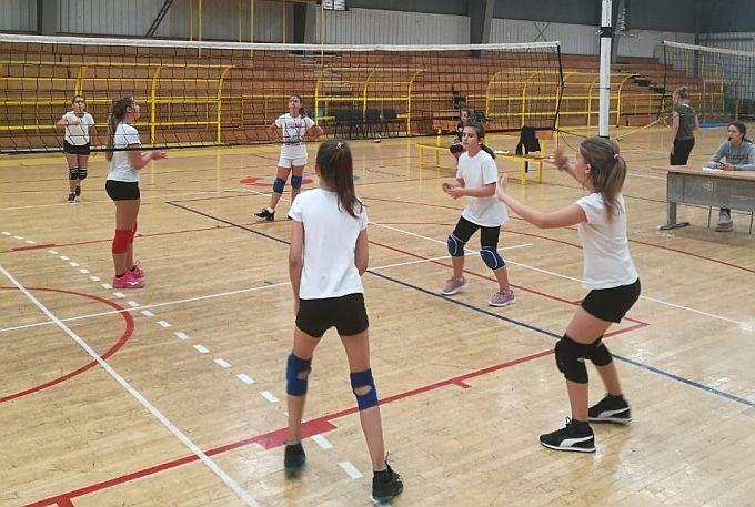 Mlade odbojkašice turnirom obilježile 28. godišnjicu utemeljenja Hrvatskog olimpijskoga odbora