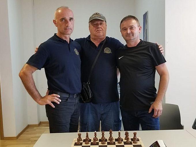 Šahisti, branitelji policije Brodsko- posavske županije Državni prvaci za 2019.godinu