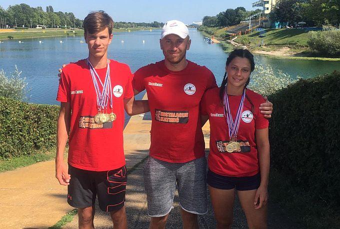 Orkić, Lipovac i Pavlešin u Bratislavi nastupaju za mladu hrvatsku reprezentaciju