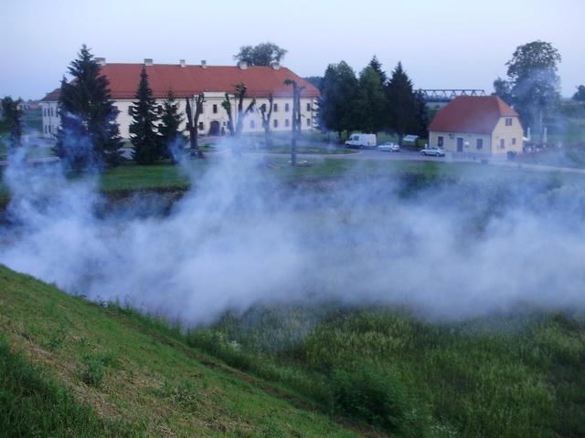 Komarci grizu i dalje, u petak se provodi 8. larvicidni tretman suzbijanja komaraca na 23 lokacije u gradu