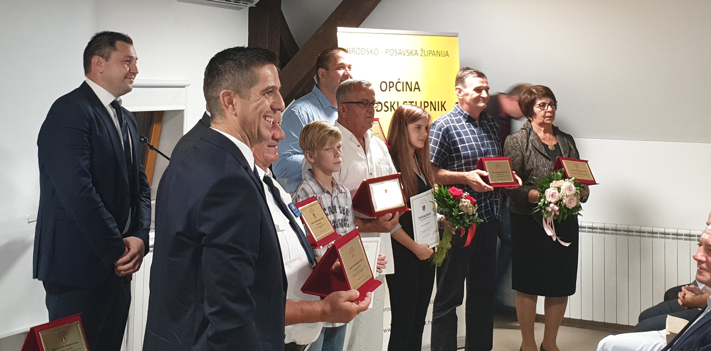 Projektno orijentirana općina Brodski Stupnik  svečano je obilježila svoj dan