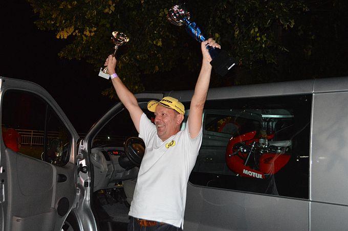 Nenad Jagodić- Jago nakon 25 godina pojavio se na Otvorenom prvenstvu Hrvatske i postao državni prvak u klasi V.
