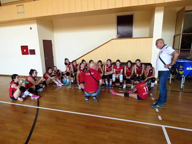 Najmlađe odbojkašice Posavine Brod na prijateljskom turniru u Vinkovcima