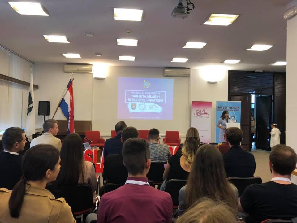 U Slavonskom Brodu u tijeku je Nacionalna konferencija savjeta mladih Republike Hrvatske