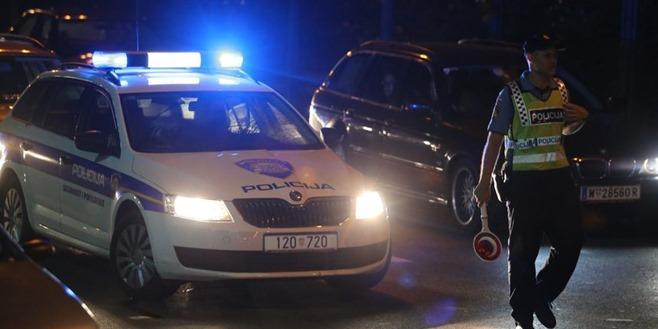 Automobilom udario pješaka vozeći unatrag i napustio mjesto događaja, policija ga je brzo pronašla