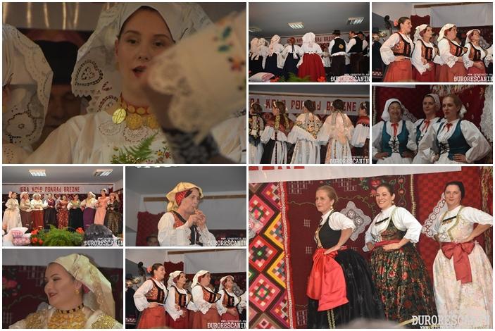 """""""Igra kolo pokraj Brezne"""", naziv je manifestacije na kojoj su se okupili KUD-ovi i pjevačke skupine u Zadubravlju"""