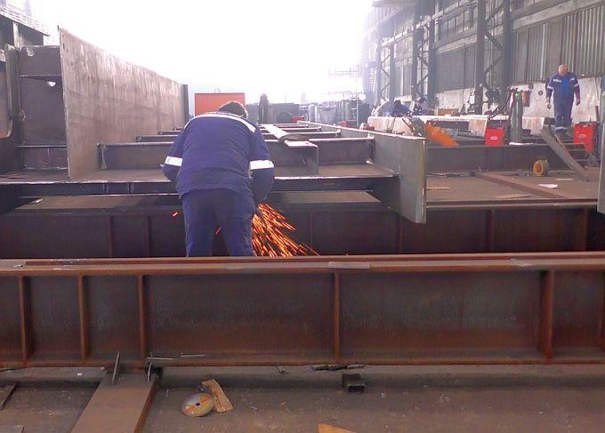 Stotinjak radnika ĐĐ Montaže radit će na proizvodnji i montaži čelične konstrukcije mosta na Savi kod Gradiške narednih 30 mjeseci