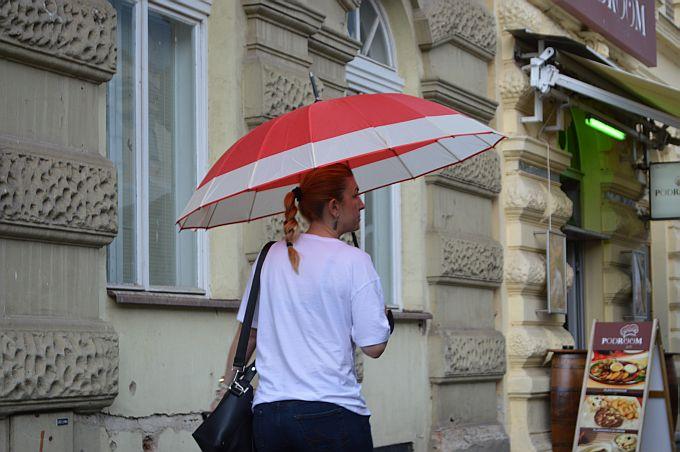 Kiša je već pala i bit će je tijekom dana, temperatura neće puno rasti