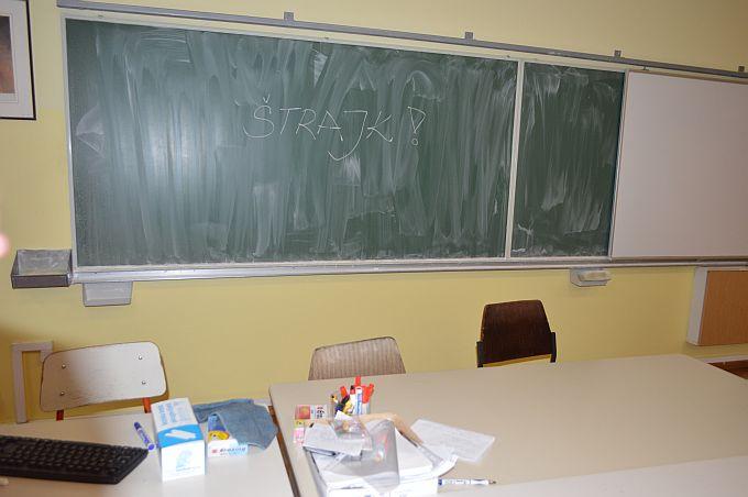 Štrajk učitelja se nastavlja sljedeći tjedan, pravi dan održavanja u Brodsko- posavskoj županiji znat će se u ponedjeljak