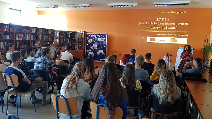 Dani Erasmusa u Ekonomsko-birotehničkoj školi, samo ove godine odobrena su im čak četiri projekta