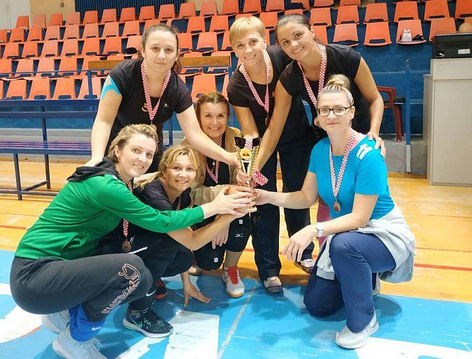 Brodske rekreativke osvojile treće mjesto u Požegi