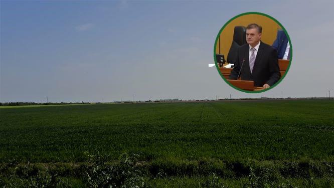 Zastupnik HSS-a Davor Vlaović aktualizirao je problem državnog poljoprivrednog zemljišta u Hrvatskom saboru