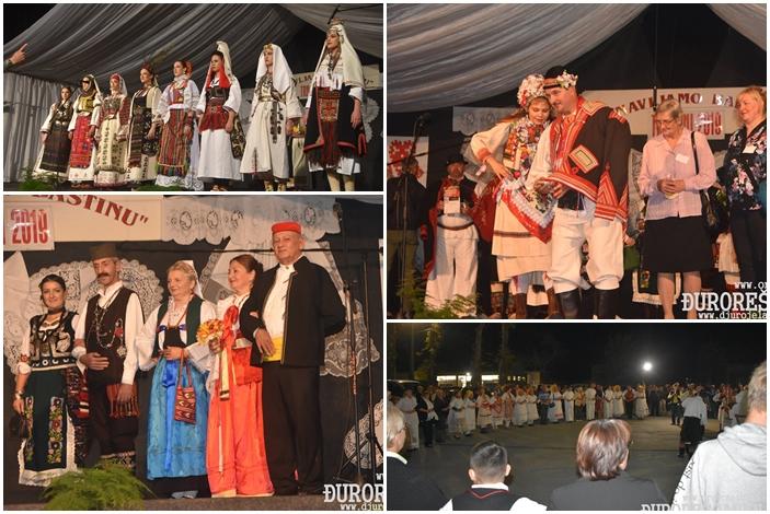 I ove godine u Trnjanima su se mogle vidjeti najljepše narodne nošnje iz šire regije