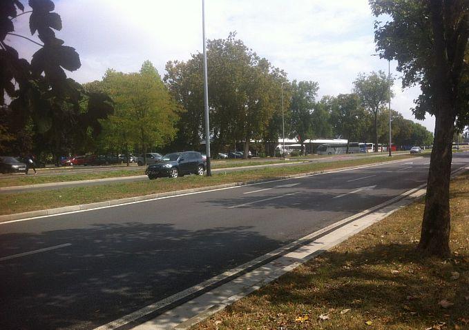 Avenija u Svačićevoj kao izazov za vozače koji vole nagaziti na gas preko 100 km/h, rekordera tjedna uhvatila policija