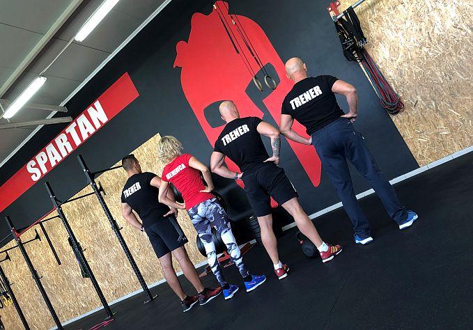 Učinite napokon uslugu sami sebi i upišite se na Spartan treninge!
