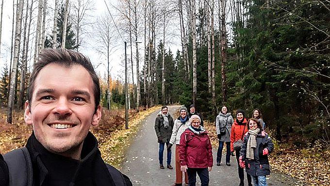 Oriovčki učitelji u Finskoj prezentirali hrvatske običaje i tradiciju, naučili više o njihovim tradicionalnim igrama, načinu provođenja nastave