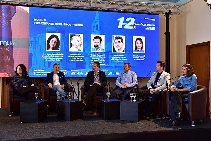 Raspravama o etičkom izvještavanju i istraživanju medijskog tržišta zaključeni 12. Dani elektroničkih medija