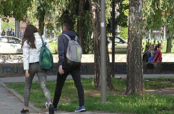 Nastavak razgovora s Vladom je u ponedjeljak, učenici najavili izostanak s nastave
