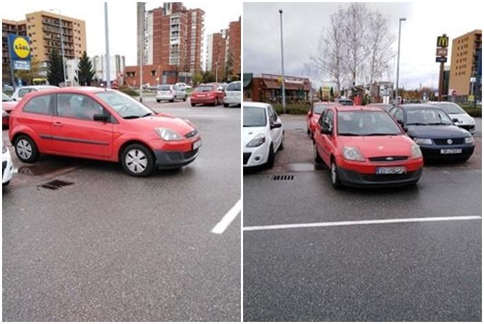 Crtice iz Slavonskog Broda, svakodnevica na našim parkiralištima