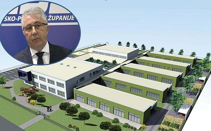 Pero Ćosić: Djeca s  teškoćama u Slavonskom Brodu imat će najsuvremeniju školu i idealne uvjete za odgoj i obrazovanje