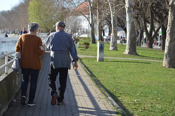 I ove godine Grad je za umirovljenike osigurao jednokratnu potporu povodom blagdana Božića