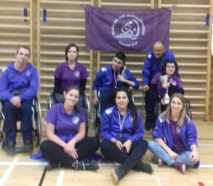 Brođani na petom kolu završnice prvenstva Hrvatske u boćanju za osobe s invaliditetom