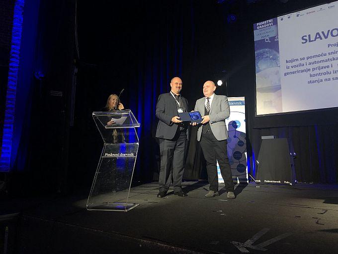 Grad Slavonski Brod osvojio je nagradu za najbolje prometno riješenje