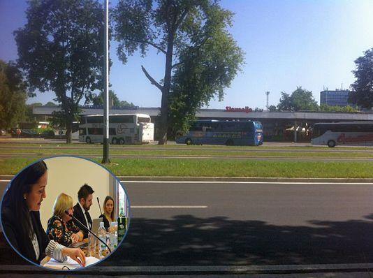 Što će gradu autobusni kolodvor od 45 milijuna kuna kada ljudi odlaze, pitala je Slavica Lemaić čiji amandmani jučer nisu prihvaćeni