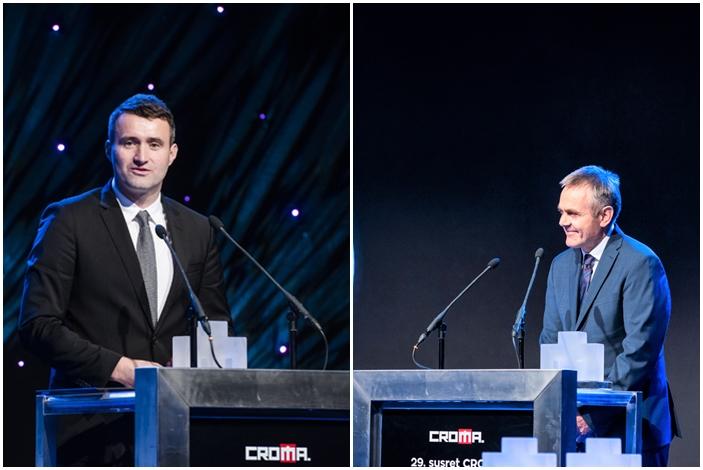 Ivica Marić poduzetnik je godine u kategoriji velikih poduzeća, Siniša Stanić nagrađen je u kategoriji Poduzetnik godine
