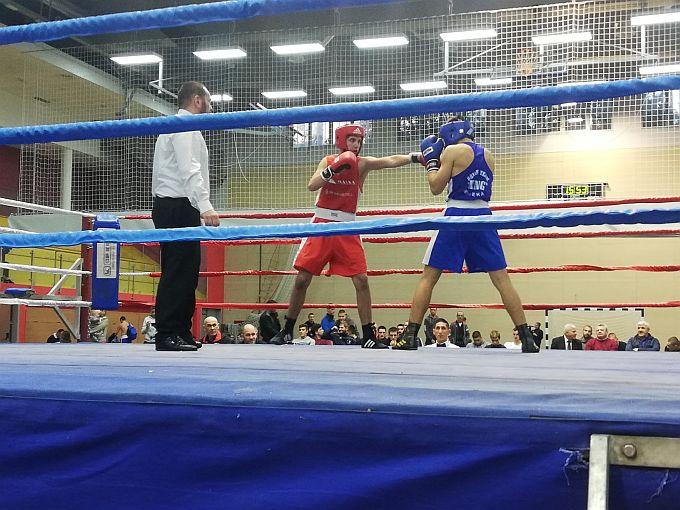 Uspješan start boksačkog kluba Brod u 1.Hrvatskoj boksačkoj ligi