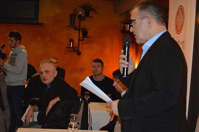 Dr. Ivo Matić ponovo izabran za predsjednika Prstena, Siniša Stanić prvi je predsjednik Kluba poduzetnika