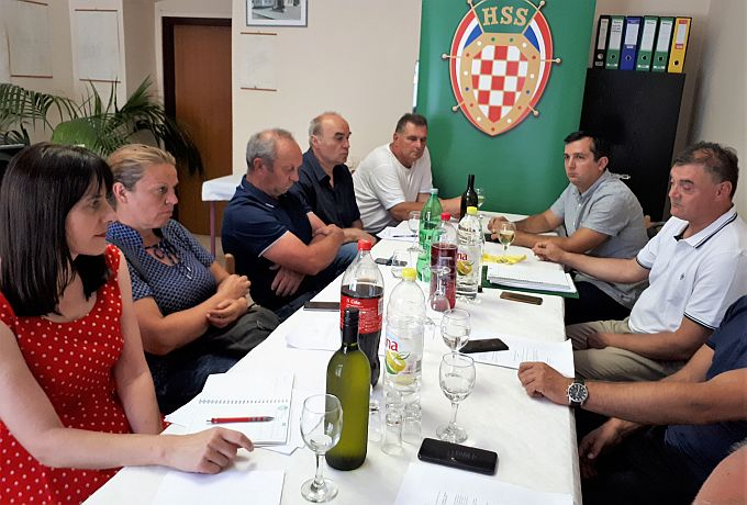"""HSS-ovci o novom preustroju županije i """"političkoj trgovini"""" u općini Podcrkavlje"""