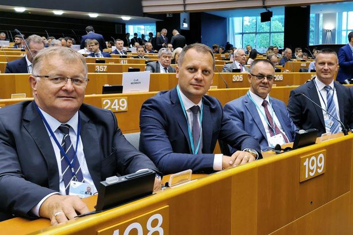 Župan Marušić ponovno je izabran za člana odbora regija EU