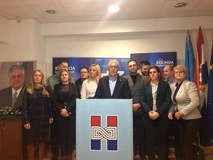 HDZ vjeruje u drugi krug i pobjedu Kolinde Grabar-Kitarović