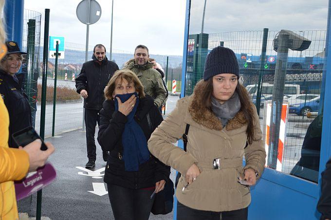 Oko tisuću pješaka dnevno granični će prijelaz u Slavonskom Brodu prelaziti na novootvorenom prometnom traku
