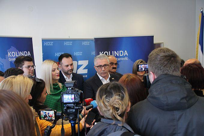 Na blagdanskom okupljanju Pero Ćosić pozvao građane da svoj glas na izborima u nedjelju daju Kolindi Grabar- Kitarović