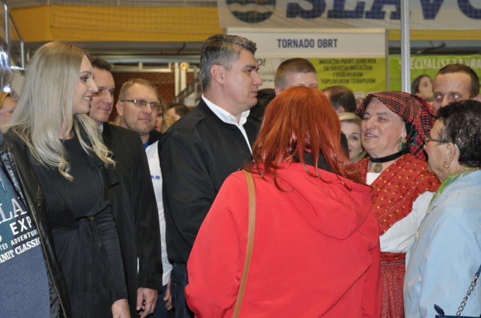 Opačak- Bilić poručuje: Glasajte za Hrvatsku na prvom mjestu i broj jedan, Zorana Milanovića