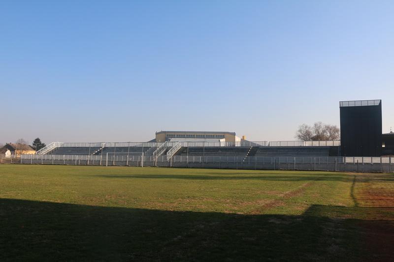 Stadion na Savi  s novom tribinom dobio je novi izgled