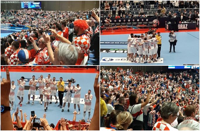 Hrvatska danas protiv domaćina otvara drugi krug Europskog rukometnog prvenstva