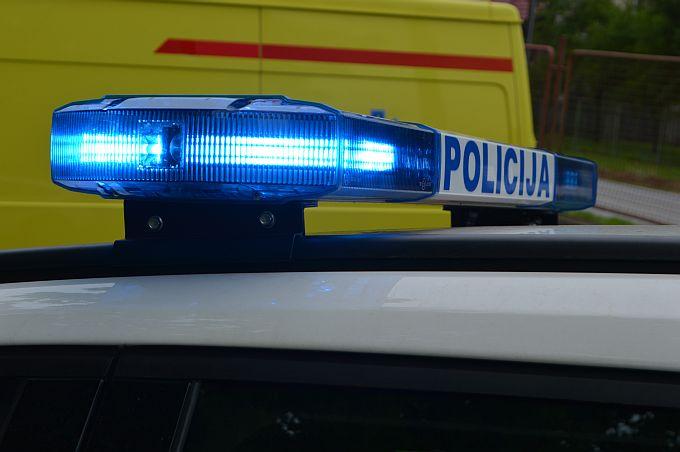 U Osječkoj ulici dogodila se prometna nesreća s ozlijeđenim osobama