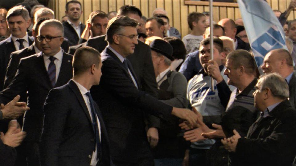 Županijska organizacija HDZ-a daje punu podršku reizboru Andreja Plenkovića