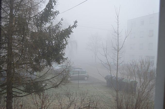 Ujutro i prijepodne hladno, magla bi se mogla zadržati veći dio dana