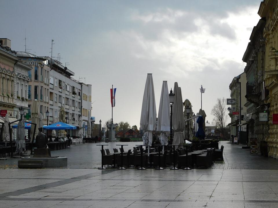 Pretežno je oblačno i maglovito, danas bi moglo pasti i nešto kiše