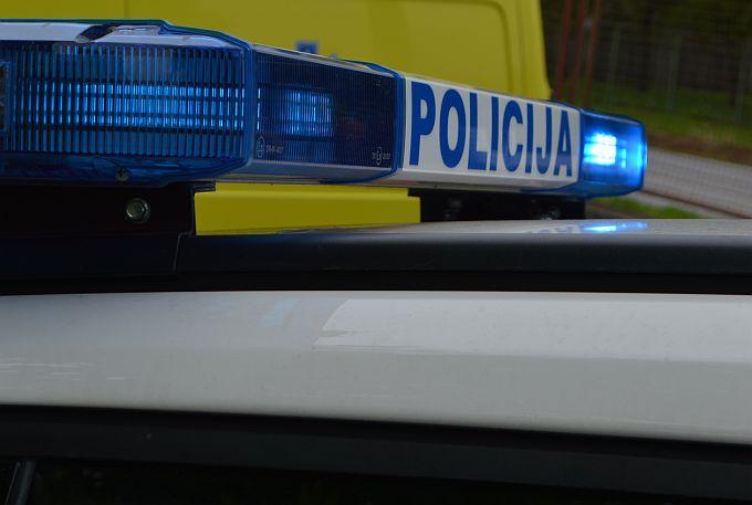 U prometnoj nesreći u Klokočeviku dvije osobe teško ozlijeđene