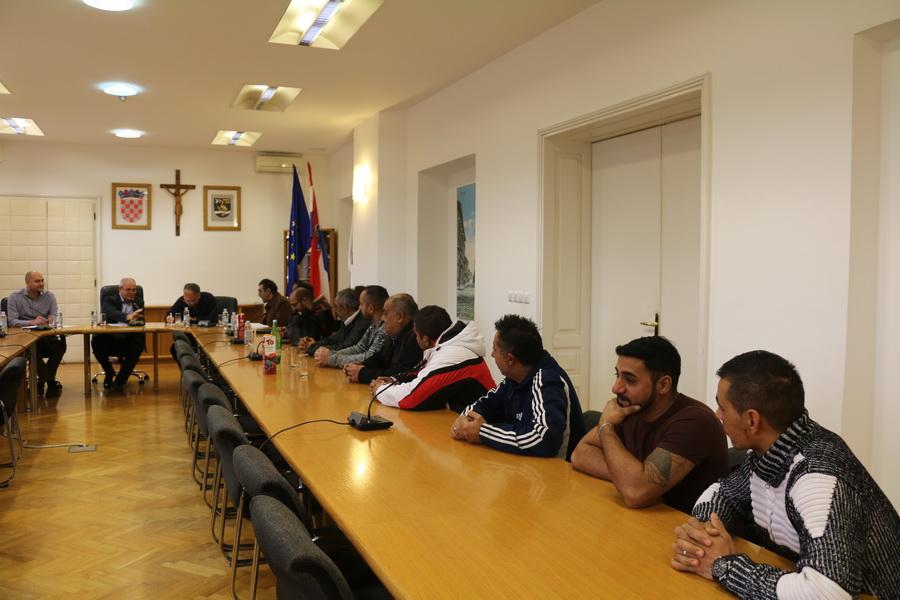 O kvaliteti života pripadnika romske nacionalne manjine danas se razgovaralo u gradskoj upravi