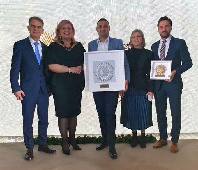 """Kuća dida Tunje i seosko domaćinstvo Petar Dumenčić dobitnici nagrada """"Suncokret ruralnog turizma"""""""